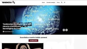 'Tendencias 21' es la nueva web de divulgación científica de Prensa Ibérica.