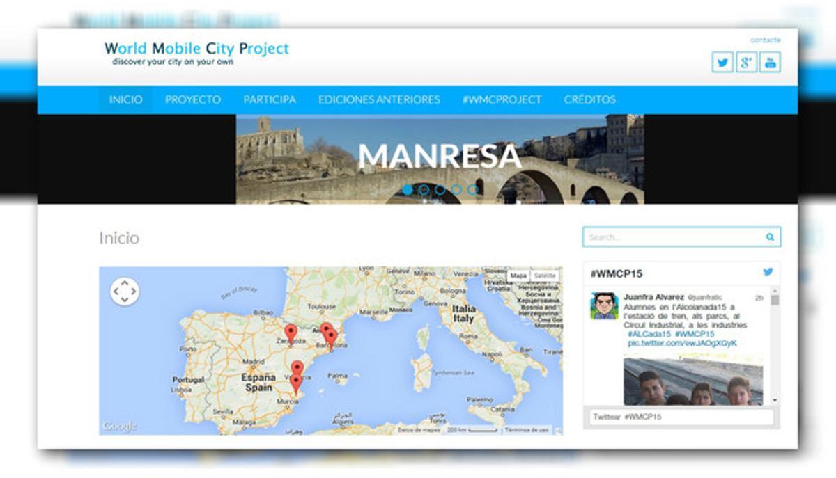 Cerca de 2000 niños se suman a la iniciativa 'World Mobile City Project'