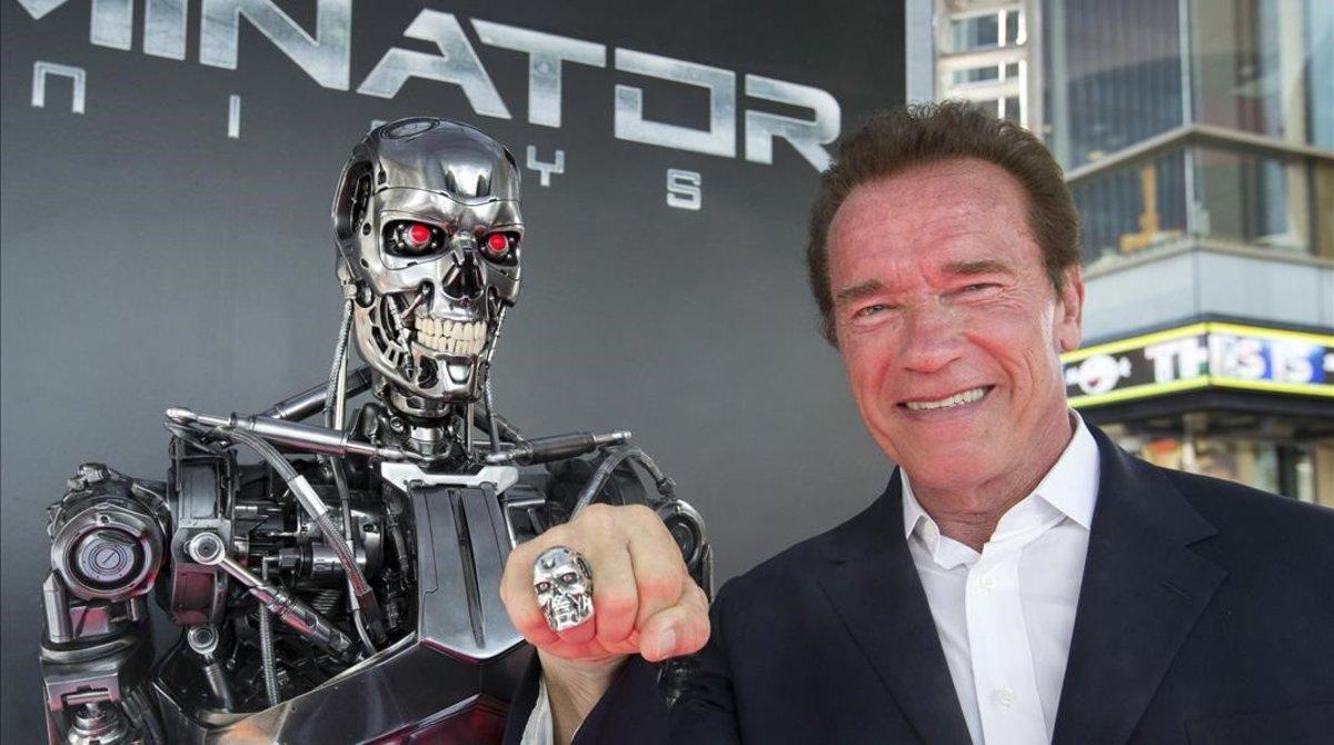 Arnold Schwarzenegger ja és avi