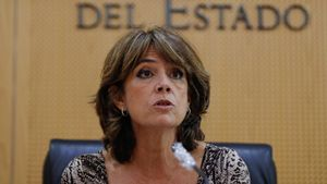 Dolores Delgado, fiscal general del Estado.