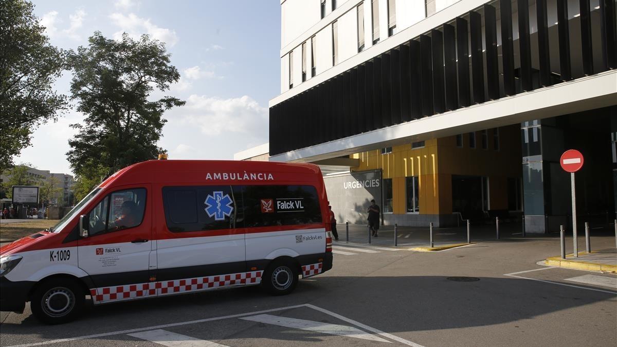 Imagen de archivo del centro hospitalario Parc Taulí, en Sabadell.