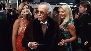 Stan Lee, superproductor cinematogràfic