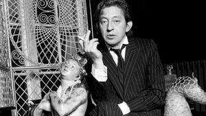 Gainsbourg, en una imagen tomada en 1980.