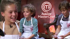 Manu, Iván y Ariadna, primeros expulsados de 'Masterchef Junior 8'