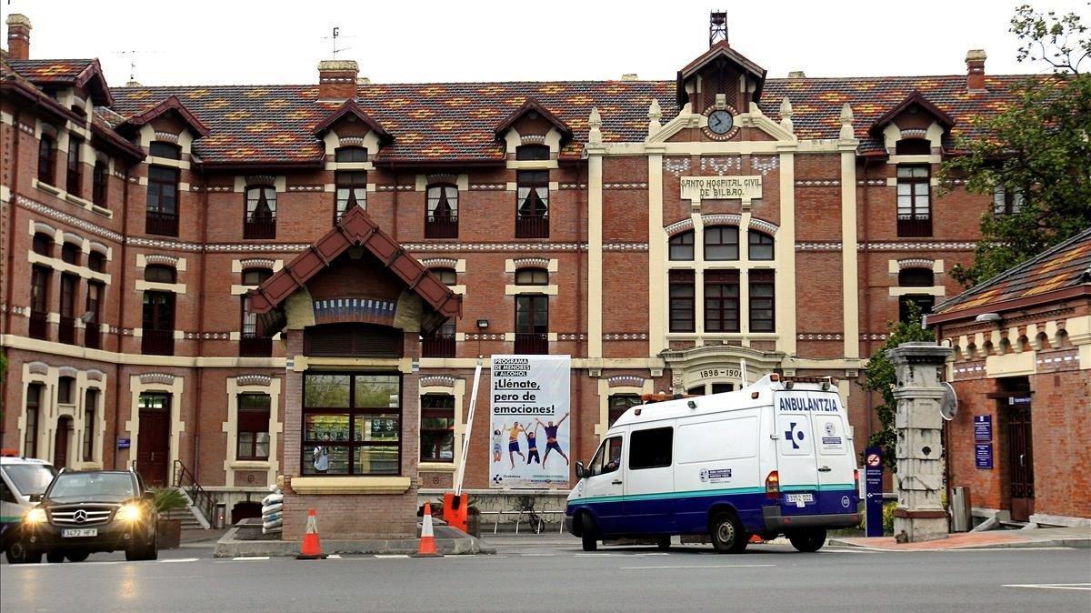 Vigilantes de seguridad del Hospital de Basurto y ambulatorios se movilizarán el lunes para reivindicar un salario digno