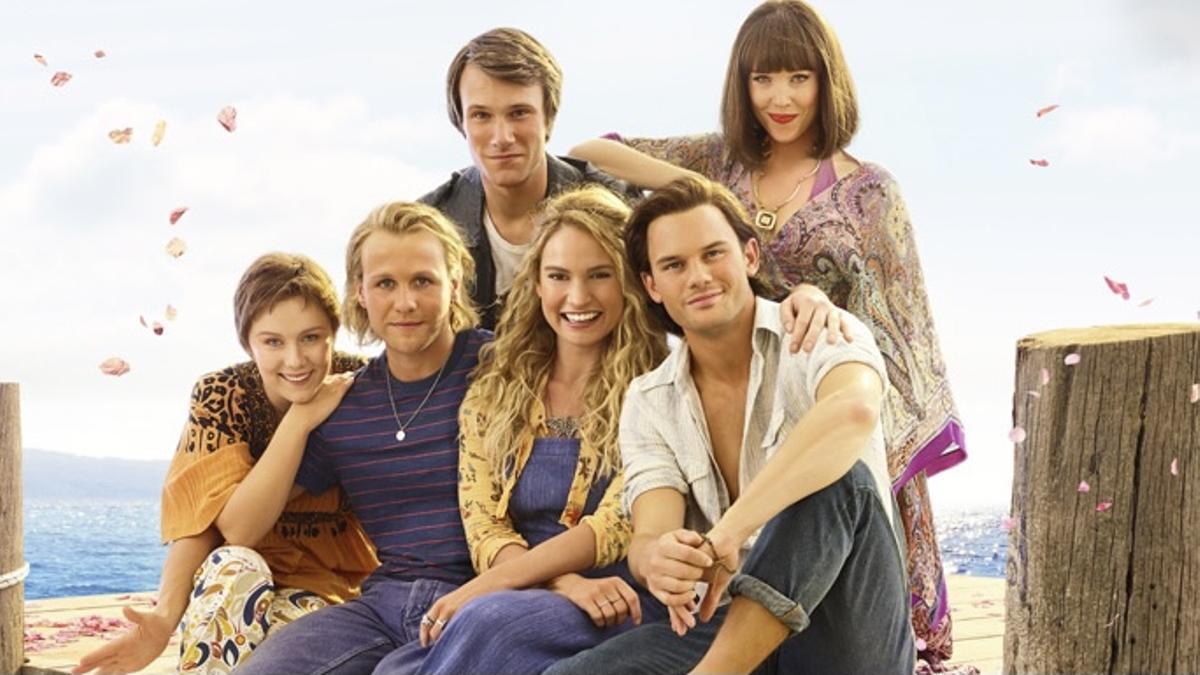 Més humor i molta música a 'Mamma Mia: Una y otra vez' a La 1