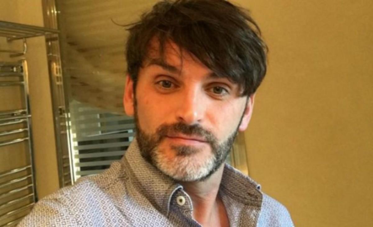 El actor Fernando Tejero en una foto de su 'Instagram'.