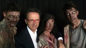 Jordi Hurtado protagoniza la campaña digital del estreno de la novena temporada de la famosa serie de la Fox 'The walking dead'.