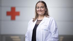 Doctora Patricia Such, directora de Salud, Seguridad y Emergencias de Seat