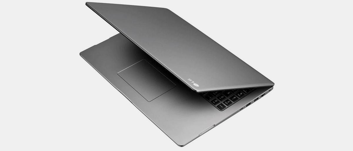 Així és l'ordinador portàtil LG Ultra de 17 polzades