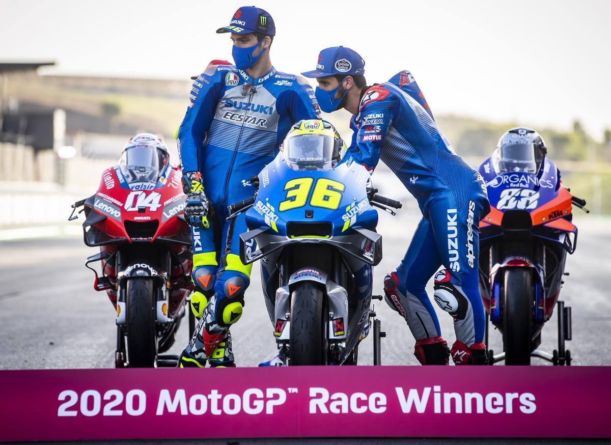 El Mundial de MotoGP suspèn el seu primer test del 2021