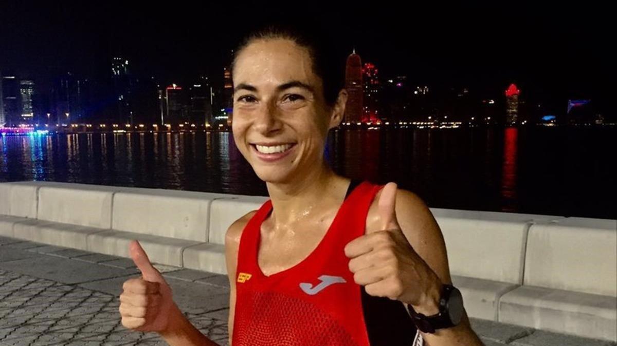 """Marta Galimany: """"Las condiciones en que correremos asustan"""""""