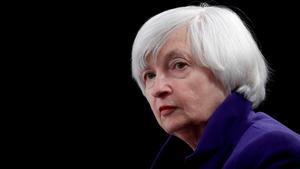 La secretaria del Tesoro de EE UU, Janet Yellen.