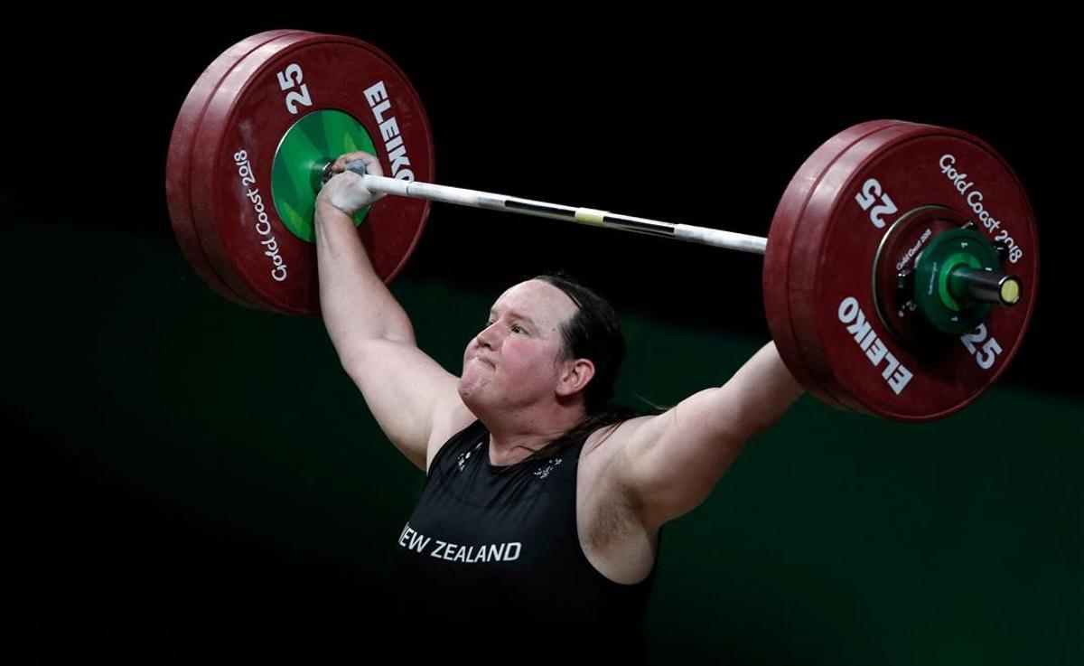 Laurel Hubbard podría ser la primera deportista transgénero en competir en  los Juegos