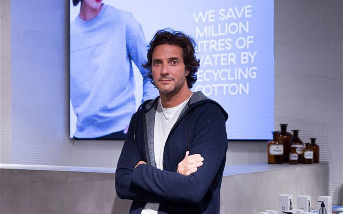 Javier Goyeneche: «El model de la moda que tenim no funciona»
