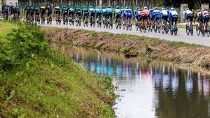 El pelotón del Giro entra este viernes en tierras del Véneto.