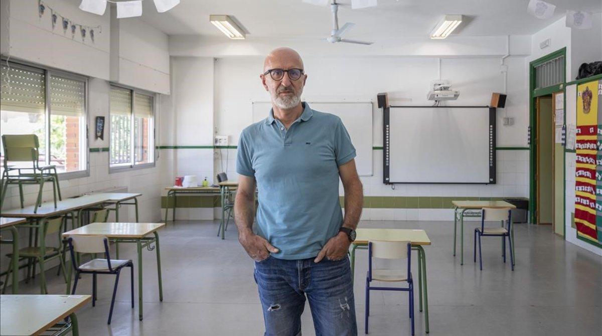 Vicent Mañes: «Ens carregarem els principis educatius»