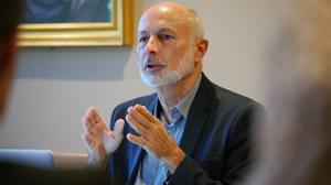 Yezid Sayigh, investigador del Carnegie Middle East Center de Beirut.