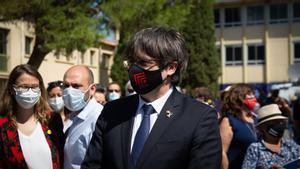 La entrega de Puigdemont depende de que los jueces consideren vigente la euroorden