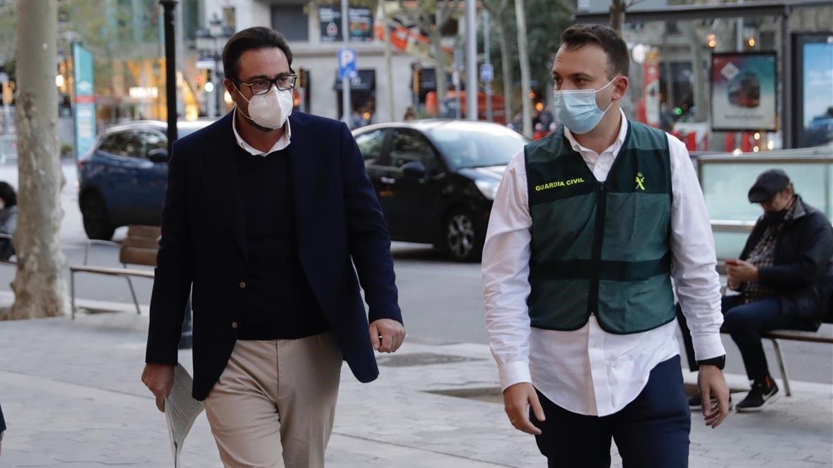 La Audiencia de Barcelona avala las escuchas a Madí y Vendrell