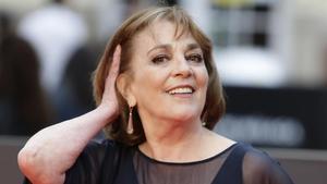 Carmen Maura, en el festival de cine da Málaga del 2016.