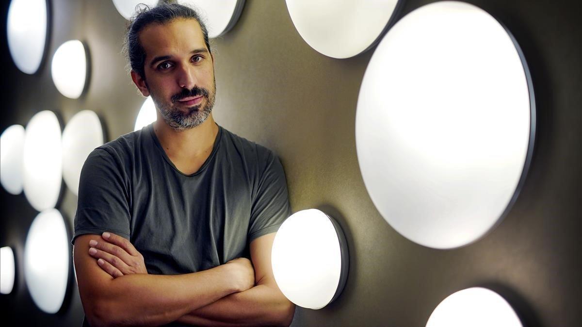"""Javier Ruiz Caldera ('Superlópez'): """"Els còmics han sigut el meu refugi d'infància"""""""