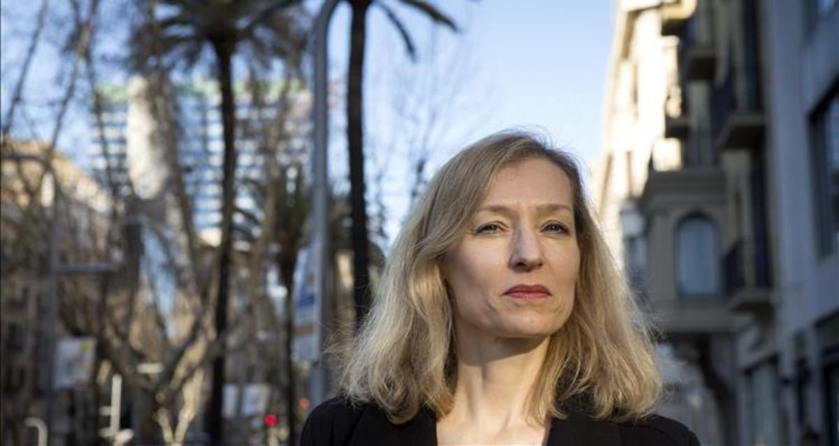 """Corine Pelluchon: """"La intensidad del sufrimiento animal es una vergüenza"""""""