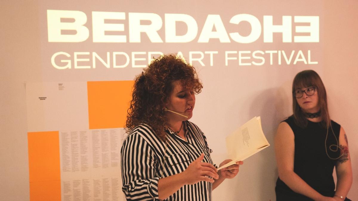 Imagen de uno de los actos de la edición del año pasado del festival.