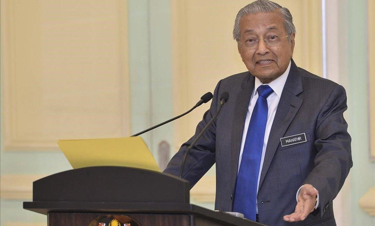Malàisia tanca la porta a regir-se per la justícia internacional