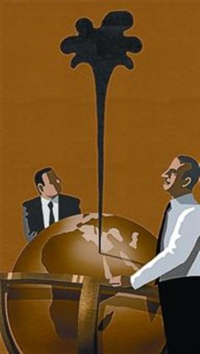 Gran trifulca en el mundo árabe