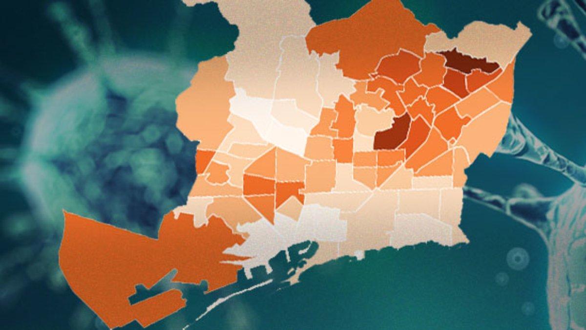 MAPA | Coronavirus en Barcelona: los casos, barrio a barrio