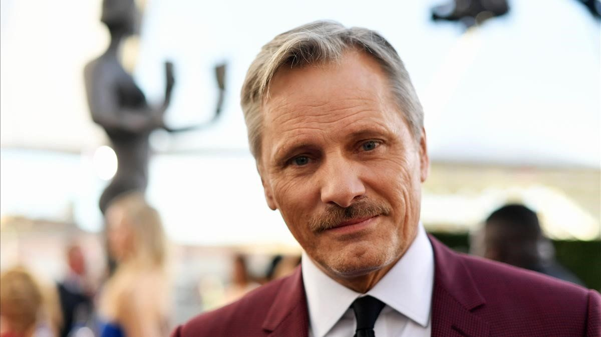 El actor Viggo Mortensen, en una gala en California, en el 2019.