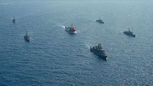 La UE demana a Turquia que aturi la seva campanya a la recerca de gas
