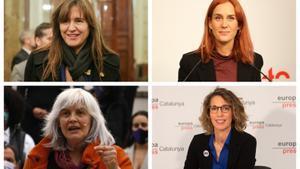 Eleccions en femení plural