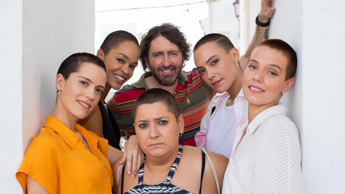 Itsaso Arana, Mónica Miranda, María Rodríguez Soto, Mariona Terés y Godeliv Van den Brandt