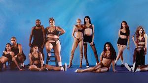 Una de las imágenes de la colección 'Pride' de Savage x Fenty de Rihanna