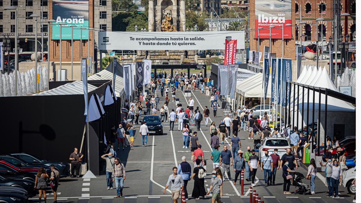 Automobile Barcelona cierra sus puertas el domingo