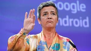 Brussel·les recorre l'anul·lació de la multa de 13.000 milions a Apple