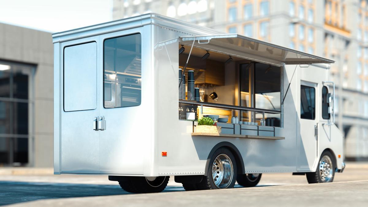 """""""Los 'food trucks' están muy bien si no forman parte de locas persecuciones por las calles de Barcelona"""""""