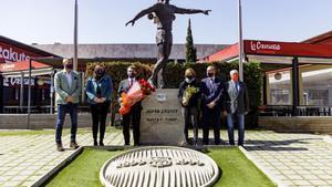 El Barça homenatja Johan Cruyff als cinc anys de la seva mort