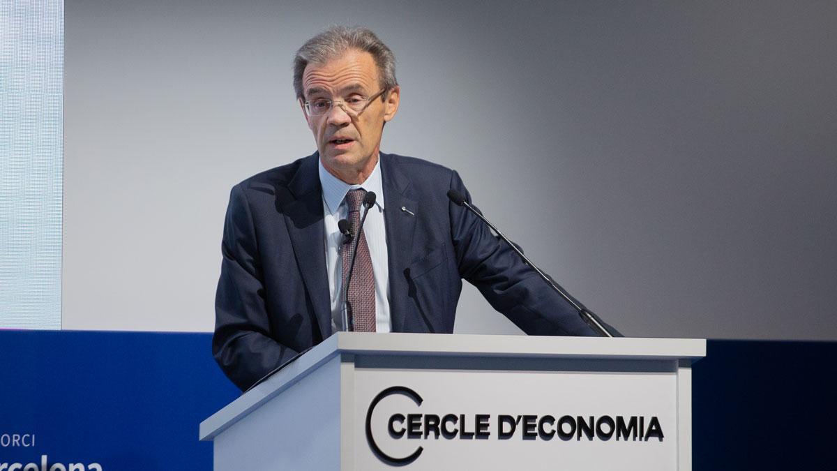 Jordi Gual a Casado: Los indultos no son inaceptables ni vergonzosos.