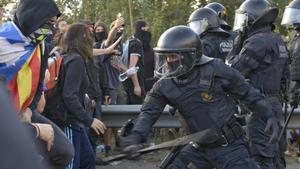 Quan s'acabi l'episodi: actuacions policials a debat