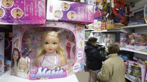 A les portes del Nadal..., les nenes continuen sent princeses i els nens, superherois