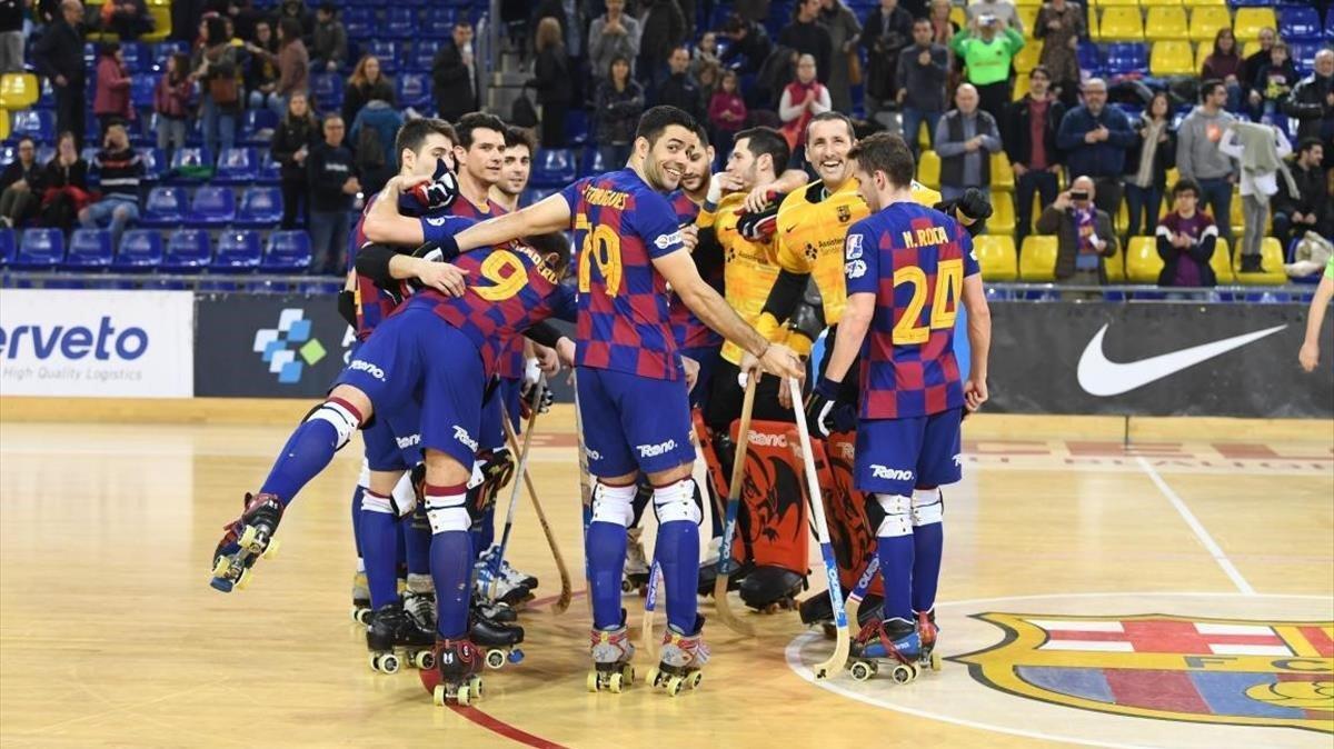 El Barça, declarat campió de l'OK Liga