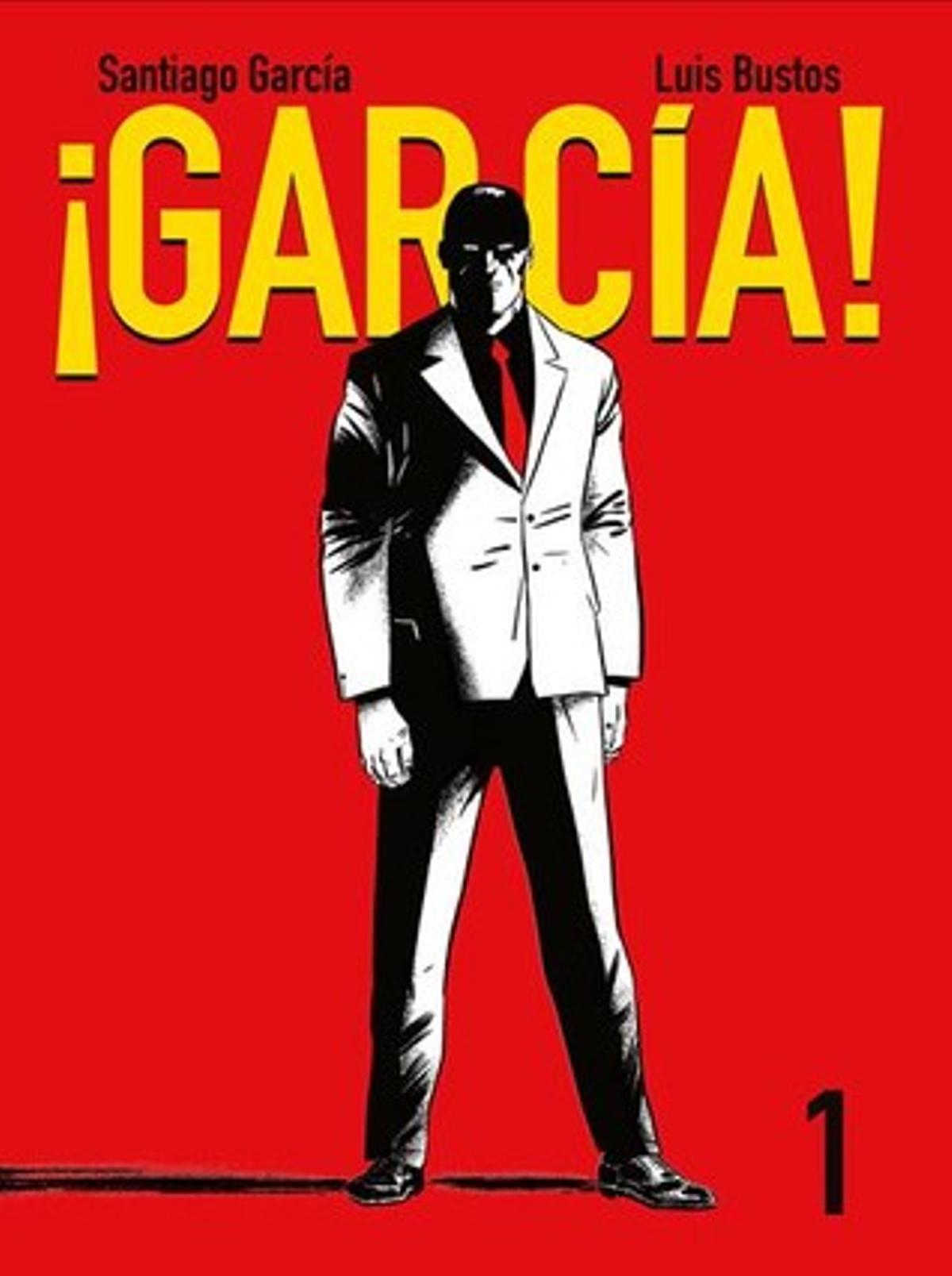 Portada de '¡García!'.
