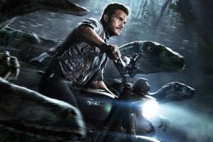 'El blockbuster' a Cuatro: Chris Pratt i Bryce Dallas Howard s'endinsen a 'Jurassic World'