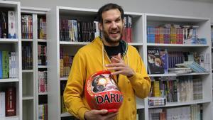 Oriol Estrada,  especialista en manga y cultura popular japonesa.