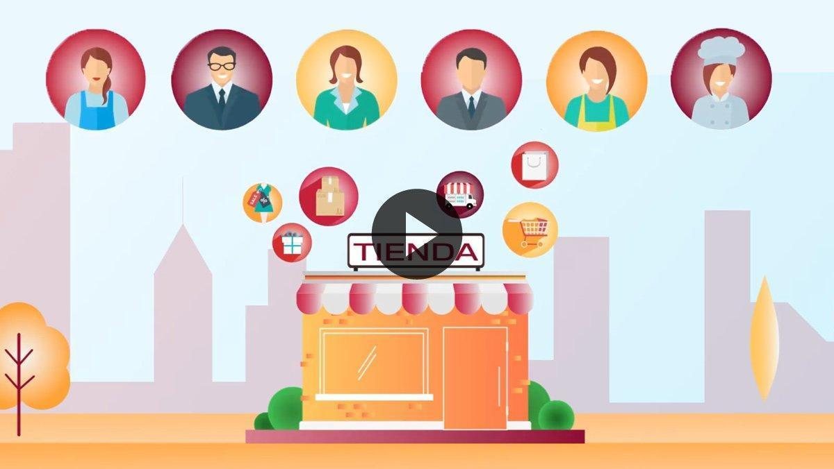 Descobreix les claus de l''e-commerce'
