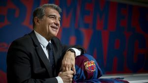 Test rápido al candidato a la presidencia del FC Barcelona, Joan Laporta i Estruch