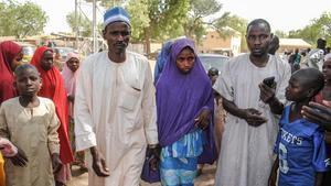 Boko Haram allibera 104 nenes segrestades a Nigèria